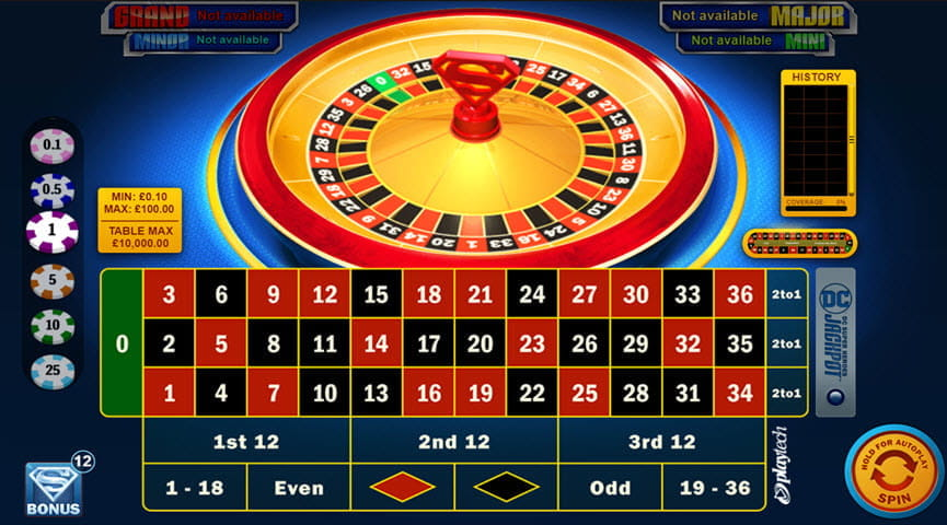 Best Online Roulette Uk