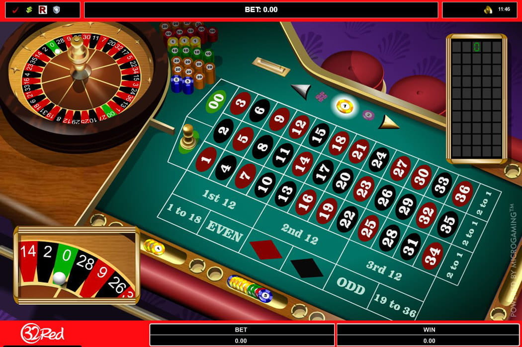 Free Roulette Sites