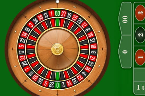Roulette double zero online homeless and gambling