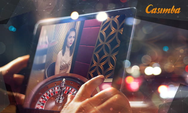 Live Roulette At Casimba Casino