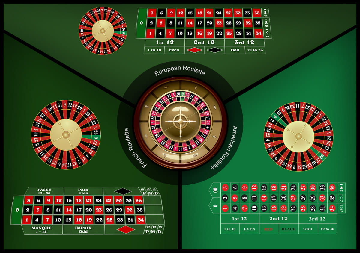What are the top 10 bets on roulette wheel with single and double zeros promo casino puerto madero