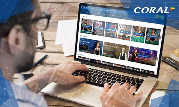 Coral casino online