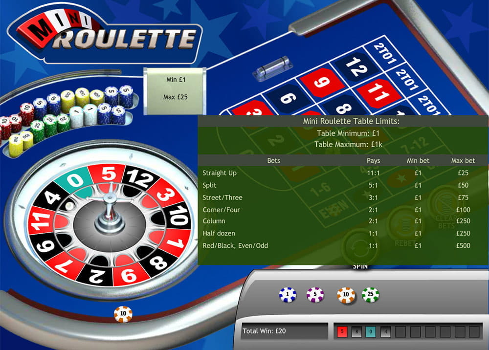Tipico betting limits on roulette nfl betting odds doc sports