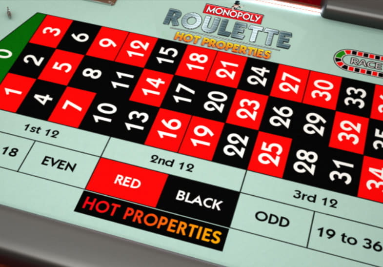 monopoly roulette hot properties casino