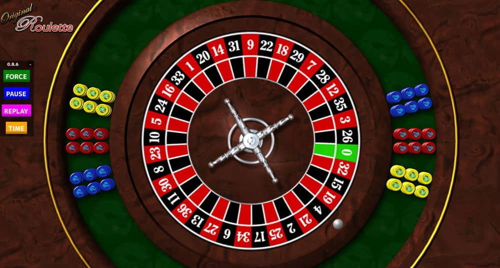 At the borgata casino