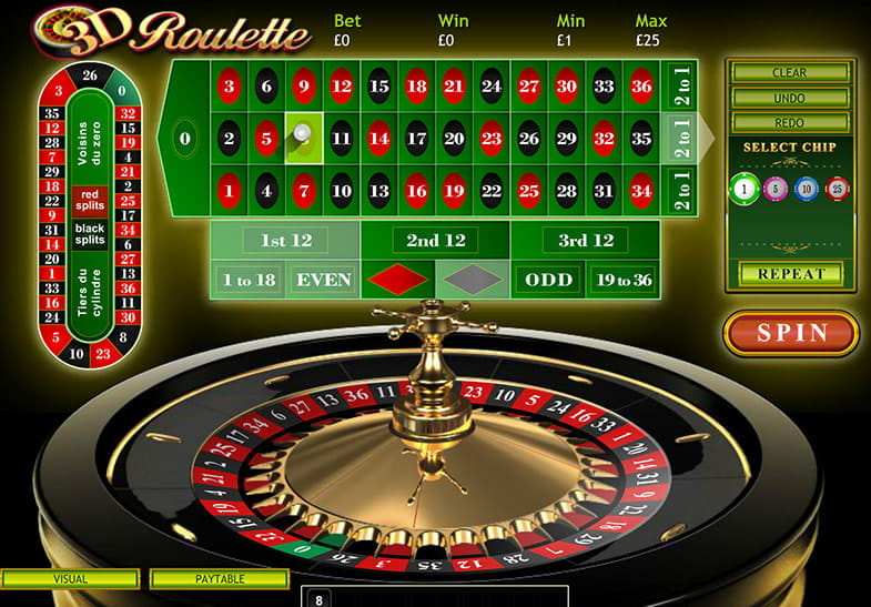 free online games roulette wheel videos