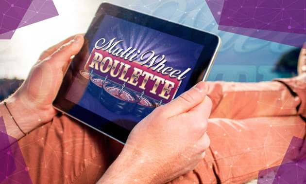 Multi wheel roulette news about online gambling