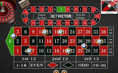 Roulette voisins du zero usc auburn game online