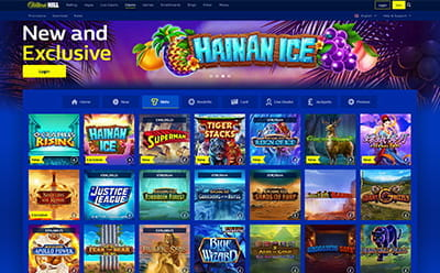 William Hill Slots